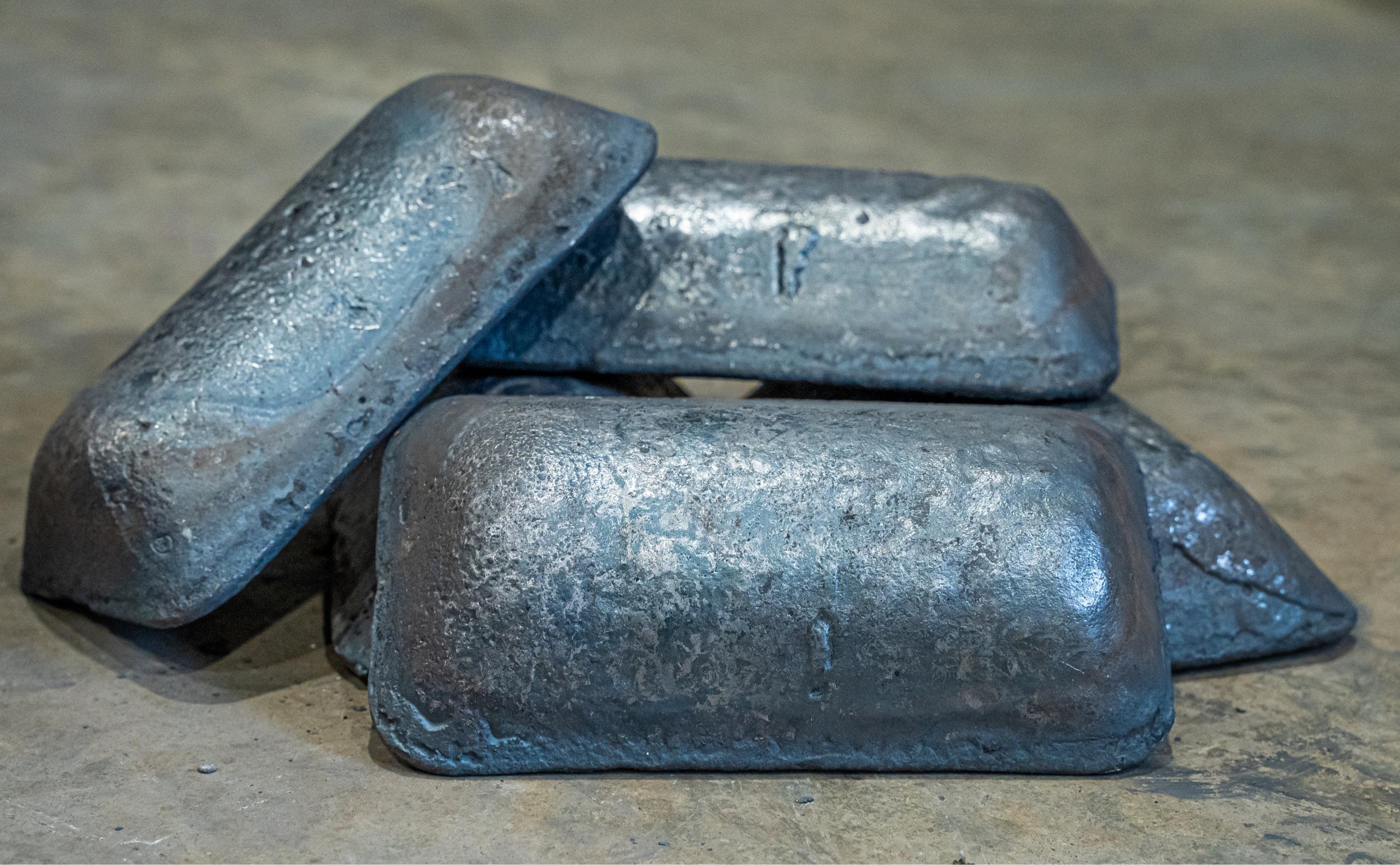 Purified Metal Blocks